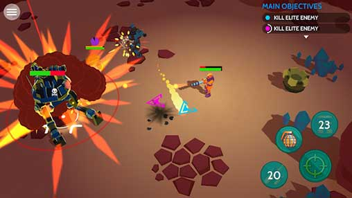 Space Pioneer: Alien Shooter Apk