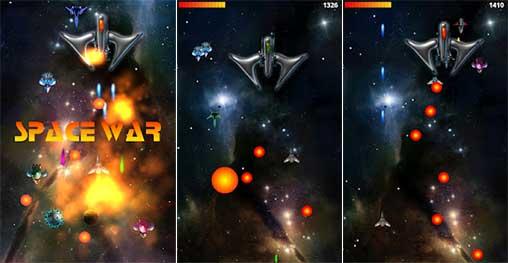Space War HD Apk