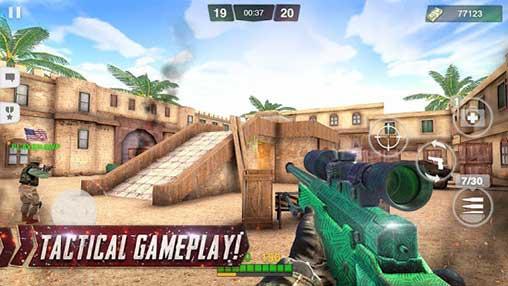 Special Ops: Gun Shooting Apk