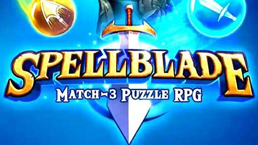 Spellblade: Match-3