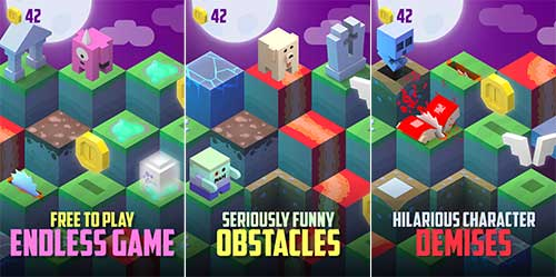 Spooky Hill Fast-paced game Apk
