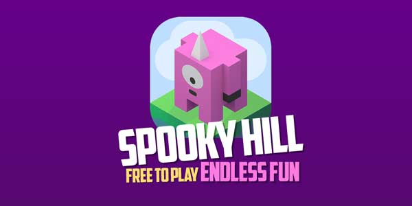 Spooky Hill Fast-paced game