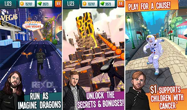 Stage Rush – Imagine Dragons Apk
