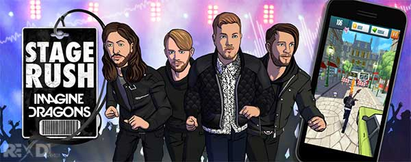 Stage Rush – Imagine Dragons