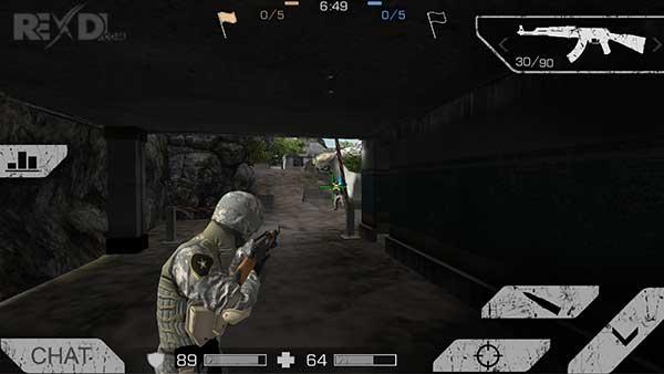 Standoff Multiplayer Apk