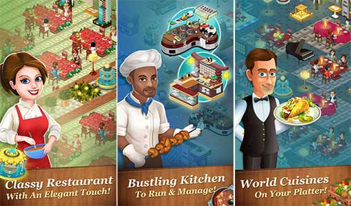 Star Chef: Cooking & Restaurant Game Apk