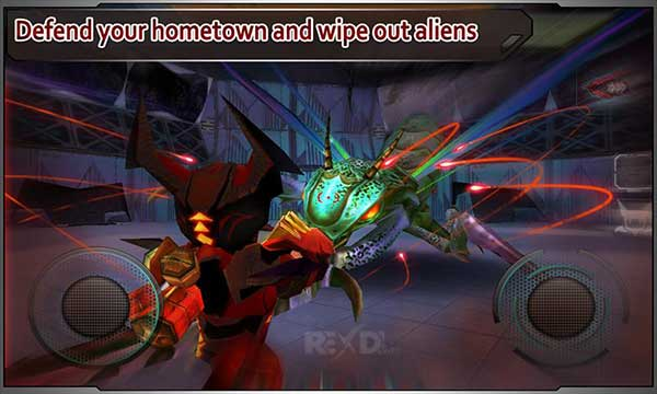 Star Warfare Alien Invasion HD Apk