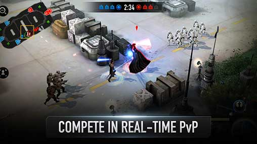 Star Wars: Force Arena Apk