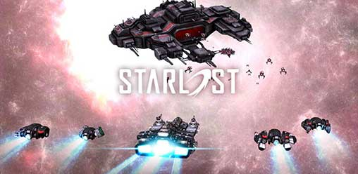 Starlost - Space Shooter