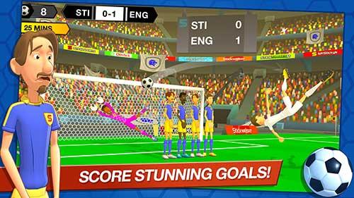 Stick Soccer 2 Apk
