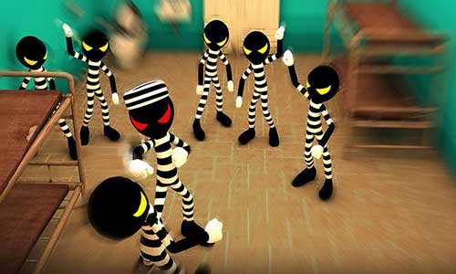 Stickman Escape Story 3D Apk