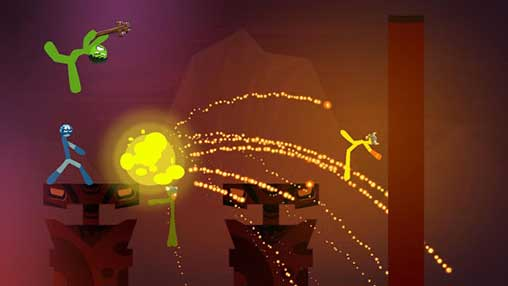 Stickman Fight: The Game Apk