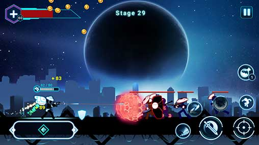 Stickman Ghost 2: Star Wars Apk
