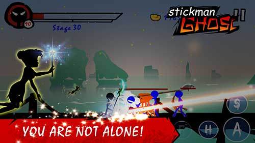 Stickman Ghost Warrior Apk