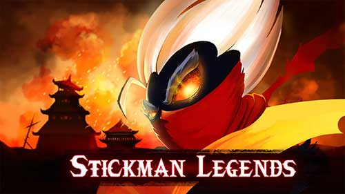 stickman legends mod apk unlimited money and gems