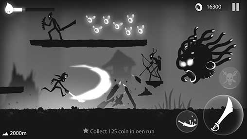 Stickman Run: Shadow Adventure Apk