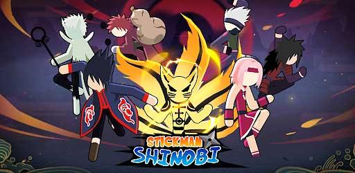 Stickman Shinobi : Ninja Fighting MOD APK 2.5 (Awards) Android