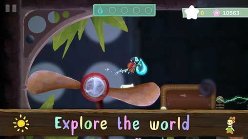 Still Here... A Cute Flight Adventure Apk