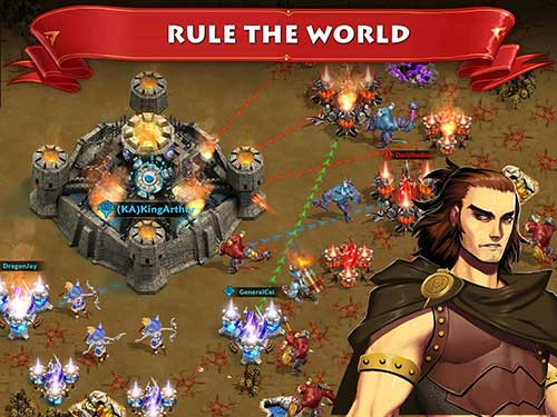 Storm of Wars Sacred Homeland Apk