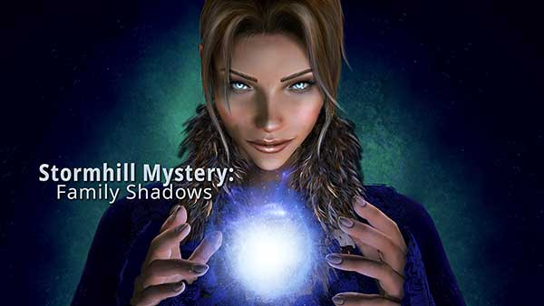 Stormhill Mystery: Family Shadows Full