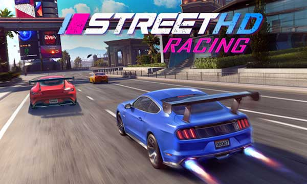 Street Racing HD Cover
