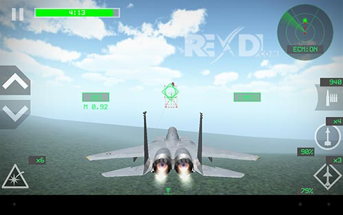 Strike Fighters APK + DATA Game for Android