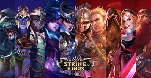 Strike of Kings 5v5 Arena Game