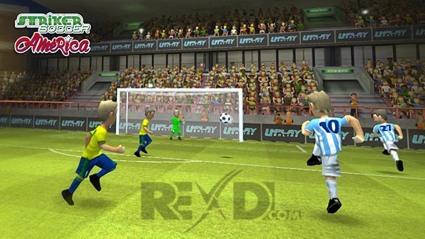 Striker Soccer America 2015 Apk