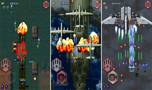 STRIKERS 1945 classic Apk
