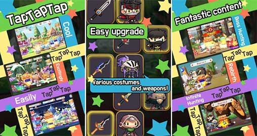 Sudden Assassin (Tap RPG) 1 1 2 Apk + Mod Money for Android