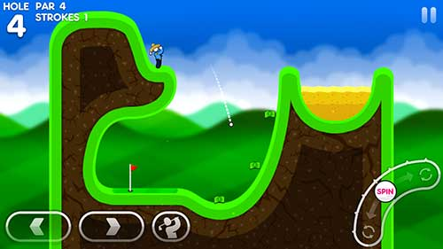 Super Stickman Golf Apk