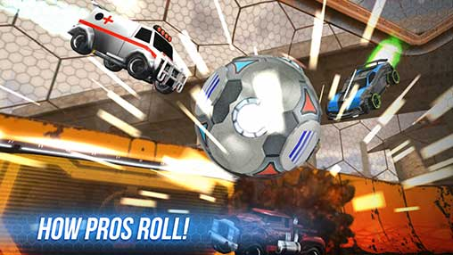 Supercharged: Championship Apk