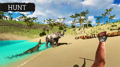 Survival Island Evolve Apk