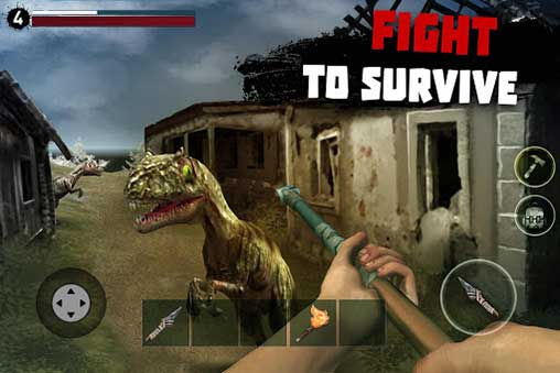 Survival Island: Primal Land Apk