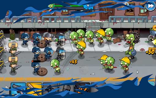 SWAT and Zombies Season 2 Apk