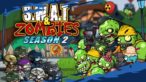 SWAT and Zombies Season 2 Money for Android Apk Mod Revdl