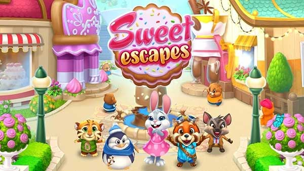Sweet Escapes Design a Bakery Android Apk Mod Revdl