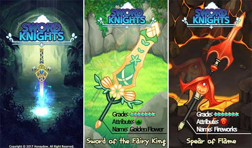Sword Knights : Idle RPG Apk