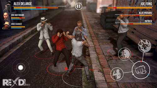 Syndicate City Anarchy Apk