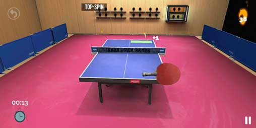Table Tennis Recrafted Apk