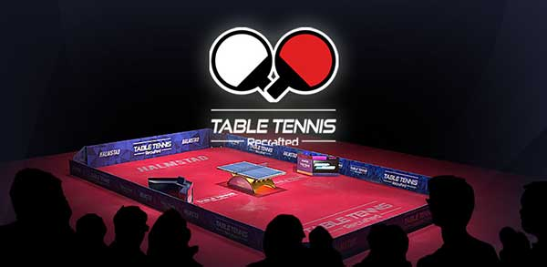 Table Tennis Recrafted