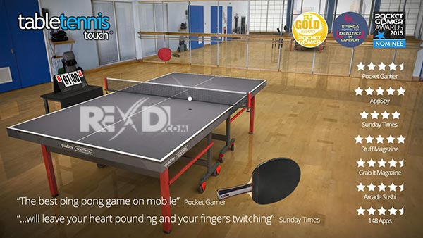 Table Tennis Touch Android