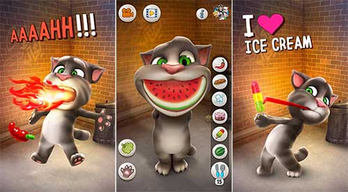 Talking Tom Cat Apk