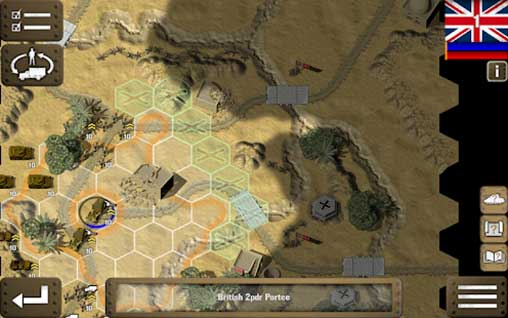 Tank Battle: North Africa Apk