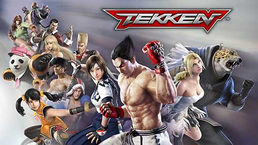 TEKKEN 1 5 Apk + Mod Unlocked + Data for Android
