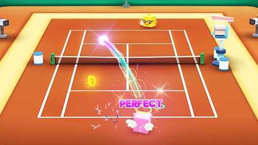 Tennis Bits 1 Apk Mod Money For Android