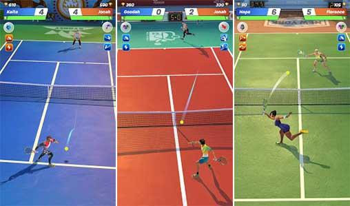 Tennis Clash: 3D Sports Apk