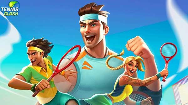 Tennis Clash: 3D Sports Mod