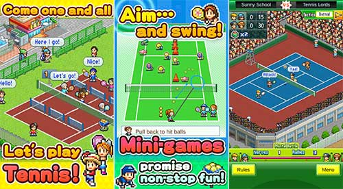 Tennis Club Story Apk