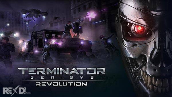 Terminator Genisys Revolution apk